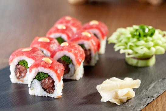 תנאים מיוחדים לעסקים שמכינים ומגישים מוצרי סושי מדגים גולמיים