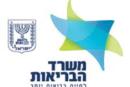 משרד הבריאות – נגיף הקורונה בישראל תמונת מצב כללית